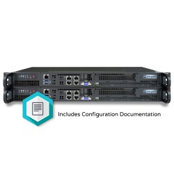 HIGH AVAILABILITY XG-1541 1U