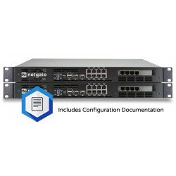 HIGH AVAILABILITY XG-7100 1U pfSense® Security Gateway Appliance